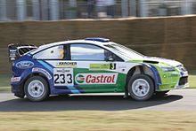 La Focus WRC del 2006