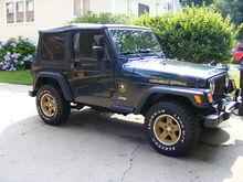 2005 Jeep TJ Rubicon transmission repair Boise