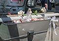 """2007-07-15 Innenansicht eines VW T1, Baujahr 1962, Sondermodell """"Samba-Bus"""" mit 23 Fenstern und Faltschiebedach IMG 3085.jpg"""