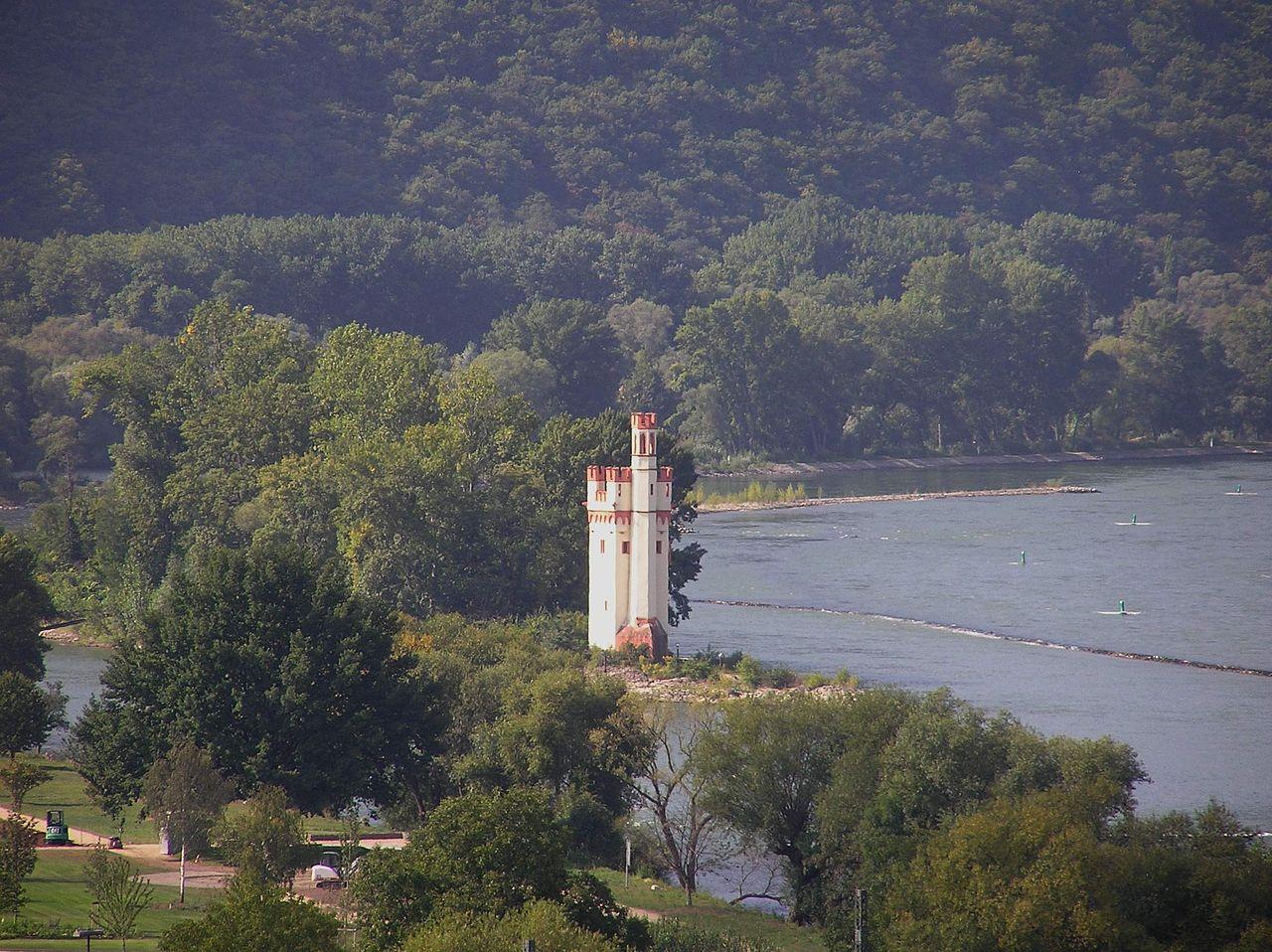 Bingen Am Rhein Hotels Und Pensionen
