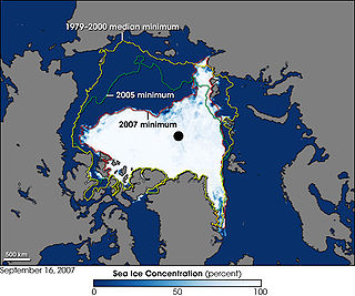 Arctic geoengineering