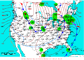 2008-01-18 Surface Weather Map NOAA.png