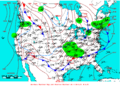 2008-03-15 Surface Weather Map NOAA.png