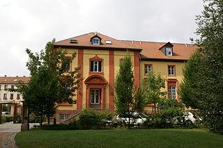 Schloss Kirchheimbolanden
