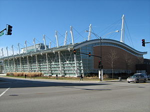 Gerald Ratner Athletics Center
