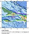 2010-03-20 Cuba earthquake location map.jpg