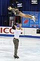 2010 Canadian Championships Pairs - Jessica Dubé - Bryce Davison - 9070a.jpg
