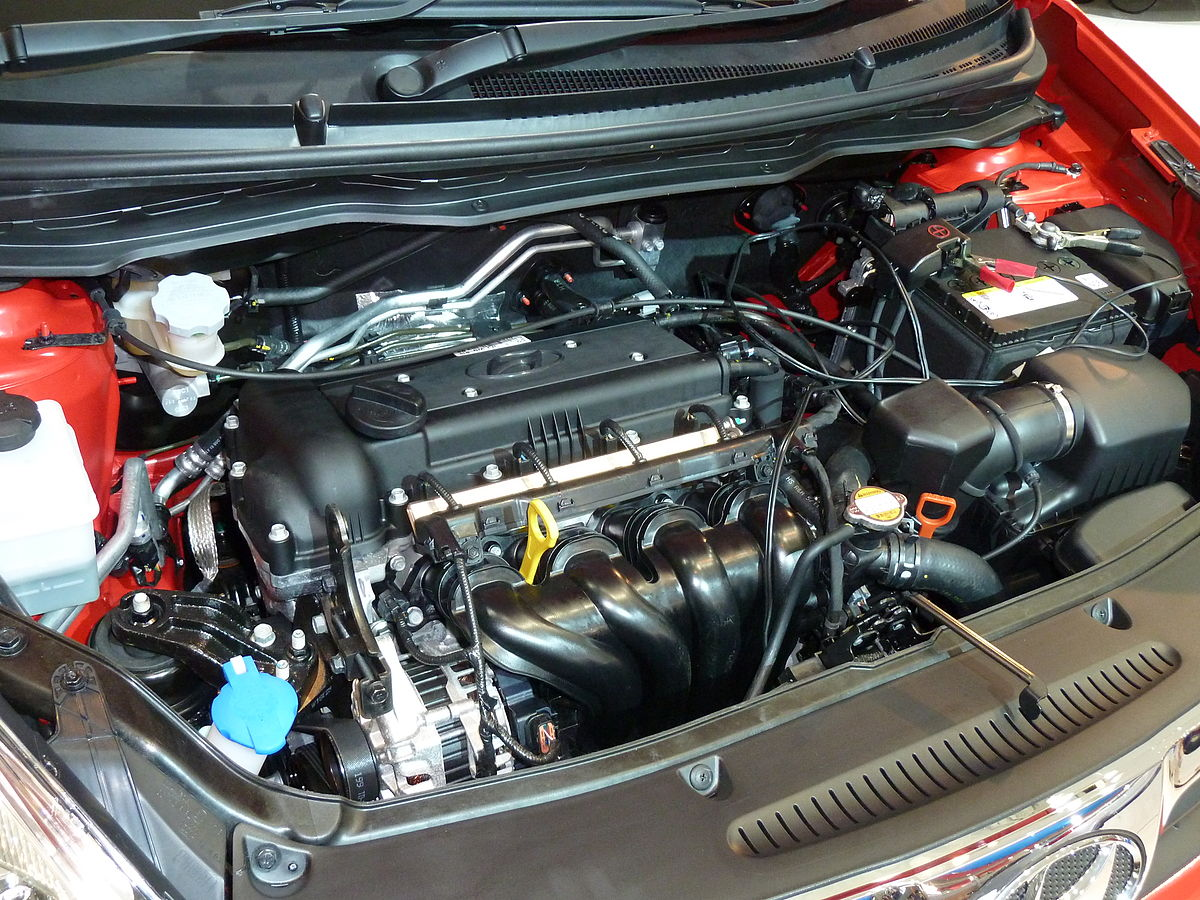 Hyundai Gamma engine - Wikipedia
