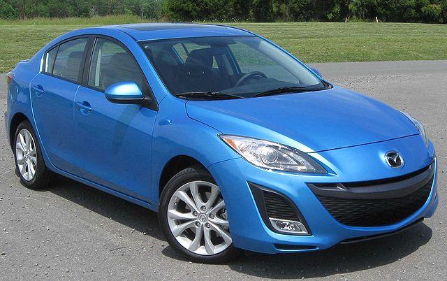 3 (BL) - Mazda