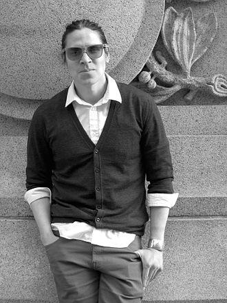 Nicholas Galanin - Nicholas Galanin in May 2011.