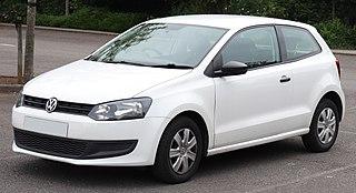Volkswagen Polo Mk5 Motor vehicle
