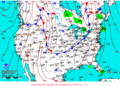 2012-05-16 Surface Weather Map NOAA.png