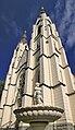 2012 Orłowa, Kościół Narodzenia NMP wraz z rzeźbami 10.jpg