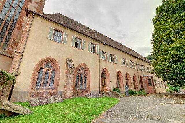 Бывший доминиканский монастырь Гебвиллера