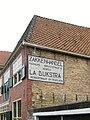 20140429 Muurreclame Kruisstraat 6 Harlingen Fr NL.jpg