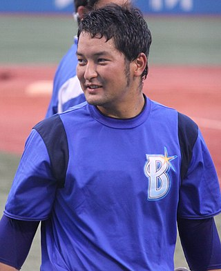 20140713 Hiroki Minei, catcher of the Yokohama DeNA BayStars, at Meiji Jingu Stadium.JPG