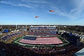 2014 Military Bowl annual NCAA football game