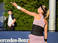 2014 US Open (Tennis) - Tournament - Aleksandra Krunic (15111176021).jpg