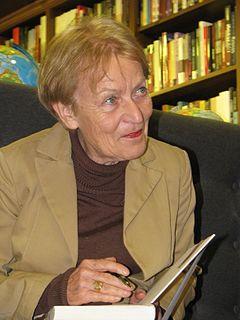 Małgorzata Szejnert Polish journalist and writer