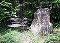 20150602165DR Olbernhau Kretzschmarhöhe Gedenkstein H Kretzschmar.jpg