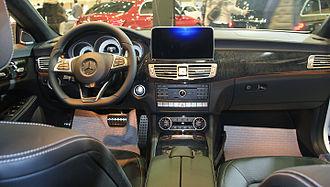 Mercedes-Benz CLS-Class (W218) - Facelift W218 CLS sedan