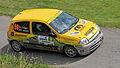 2015 Rally Bohemia - Daňhel, Renault Clio Sport.JPG