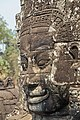 2016 Angkor, Angkor Thom, Bajon (45).jpg