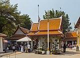 2016 Bangkok, Dystrykt Phra Nakhon, Wat Chana Songkhram (07).jpg