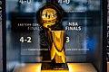 2016 Cleveland Cavaliers NBA Finals Trophy (48884707998).jpg
