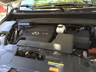 Infiniti QX60 - Infiniti QX60 3.5L VQ35DE V6