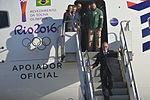 2016 Olympic Flame arrival at Brasília International Airport (3).jpg