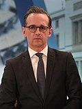 Heiko Maas har vært tysk utenriksminister siden mars 2018