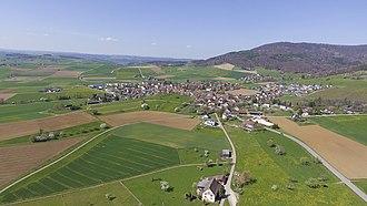 Siblingen - Image: 2017 04 07 14 57 08 558.4 Switzerland Kanton Schaffhausen Siblingen Siblingen