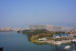 Lishui Prefecture-level city in Zhejiang, Peoples Republic of China