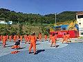 2017 Global Fire Protection Specialist Training Program(삼성전자 해외법인 직원 강원도소방학교 위탁 교육) 2017-06-22 09.01.43.jpg