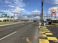 2018-07-21 08 45 49 View west along U.S. Route 46 between Bergen County Route 40 (Main Street) and Bergen County Route S40 (Huyler Street)-Fred Wehran Drive along the border of South Hackensack Township and Little Ferry in Bergen County, New Jersey.jpg