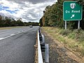 2018-10-29 13 14 28 View north along Virginia State Route 286 (Fairfax County Parkway) at the exit for Virginia State Route 123 (Ox Road) in Burke Centre, Fairfax County, Virginia.jpg
