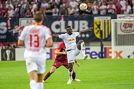 20180920 Fussball, UEFA Europa League, RB Leipzig - FC Salzburg by Stepro StP 8033.jpg
