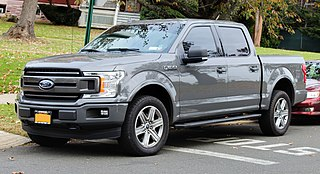Ford F-Series Series of full size pick-up trucks manufactured by Ford