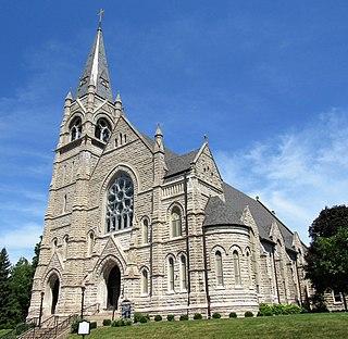 Sacred Heart Cathedral (Davenport, Iowa) Church in Iowa, United States