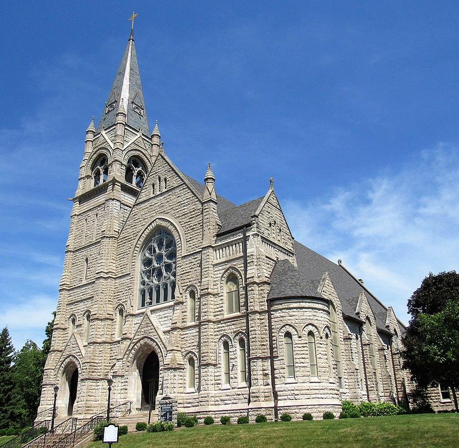Sacred Heart Cathedral (Davenport, Iowa)