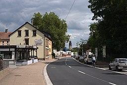 Straße des 13. Januar in Völklingen