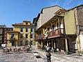 224 Plaza del Carbayo (Sabugo, Avilés), angle nord-oest.jpg