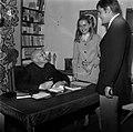 27.05.1969. Don Clément Jacob. M. Maritain chez Privat. (1969) - 53Fi3465.jpg