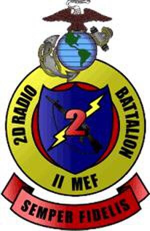 Radio Battalion - Image: 2Rad Bn