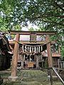 2nd Torii gate of Idate-jinja shrine.JPG