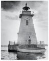 2nd lighthouse in Belleville, Ontario, 1910.png