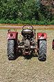 3ème Salon des tracteurs anciens - Moulin de Chiblins - 18082013 - Tracteur Hurlimann D 70 SSP - 1959 - arrière.jpg