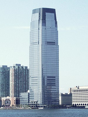 Hypothecation - Goldman Sachs Tower – banks that provide prime brokerage services are able to expand their trading operations by re-using collateral belonging to their counter-parties.