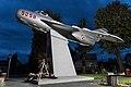 31909 Pomnik Lotnictwa. Samolot myśliwski Lim-5 nb 5058 nr 1C03-09.jpg